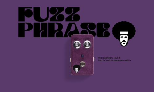 "Fuzz Phrase ltd makes Delicious Audio's ""18 of the best Fuzz Face pedals""!"
