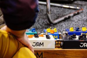 Jampedals.com Custom Pedal NAMM show 2019 28
