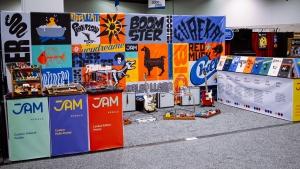 Jampedals.com Custom Pedal NAMM show 2019 2