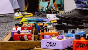 Jampedals.com Custom Pedal NAMM show 2019 22