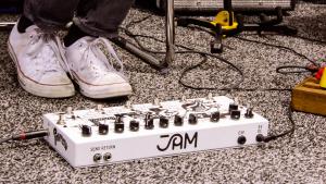 Jampedals.com Custom Pedal NAMM show 2019 16