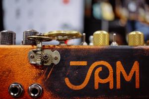 Jampedals.com Custom Pedal NAMM show 2019 30