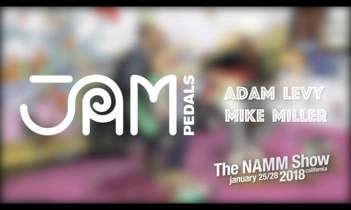 NAMM 2018 | Adam Levy, Mike Miller, Kirk Fletcher, Josh Smith