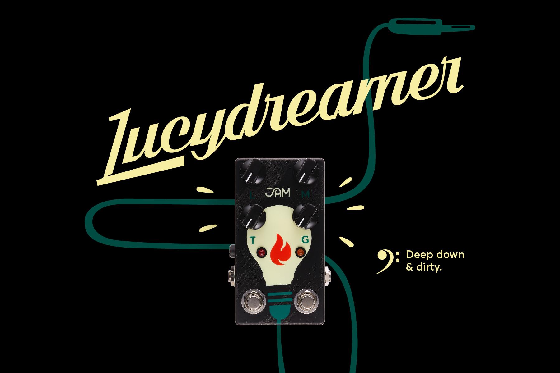 LucyDreamer Bass