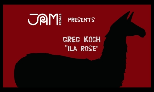 "GREG KOCH | ""ILA ROSE"""