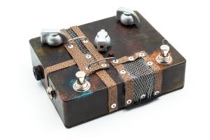 Jampedals.com Custom Pedal Steampunk 45