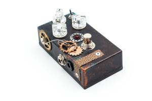 Jampedals.com Custom Pedal Steampunk 42