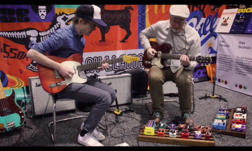 "Adam Levy and Rich Hinman | ""What Would I Do Without You?"" by Ray Charles 
