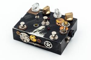Jampedals.com Custom Pedal Steampunk 38