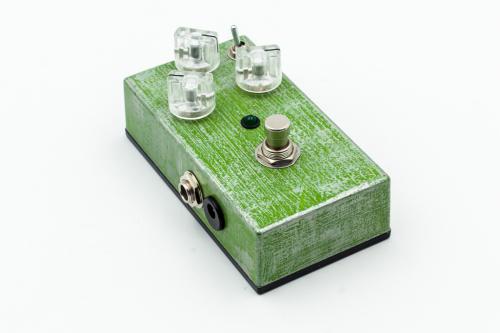 """Green Machine"" Tubedreamer"