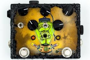 Jampedals.com Custom Pedal Achenbach Series 28