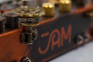 Jampedals.com Custom Pedal Steampunk 10