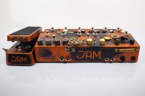 Jampedals.com Custom Pedal Steampunk 9