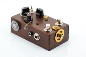 Jampedals.com Custom Pedal Steampunk 48