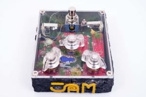 Jampedals.com Custom Pedal Transparent 12