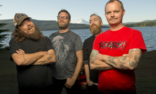 RED FANG – HEAD BANG!