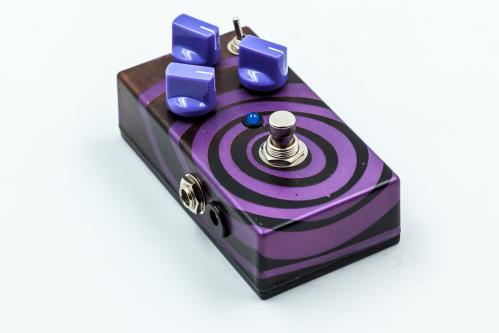 """""""Purple Spiral"""" Tubedreamer"""