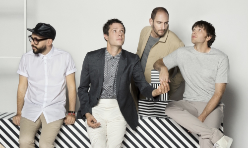 OK go to release new music featuring the Ripply Fall!