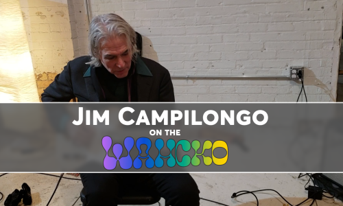 Jim Campilongo on the Wahcko!