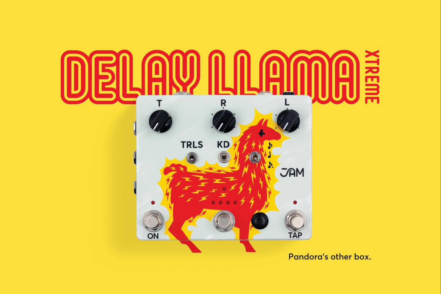 Delay Llama Xtreme