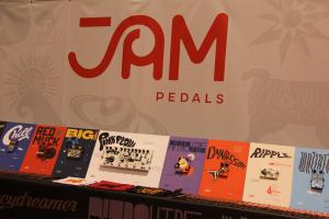 Jampedals.com Custom Pedal NAMM show 2020 30