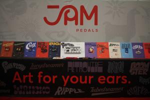 Jampedals.com Custom Pedal NAMM show 2020 33