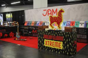 Jampedals.com Custom Pedal NAMM show 2020 1
