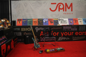 Jampedals.com Custom Pedal NAMM show 2020 3