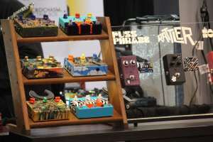 Jampedals.com Custom Pedal NAMM show 2020 25