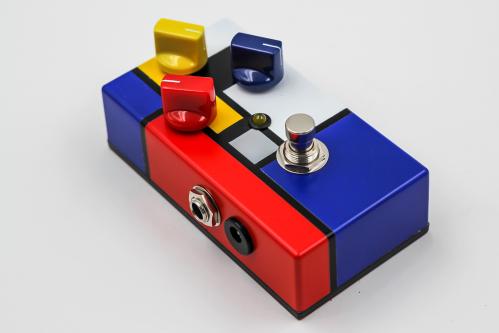 """Colour Box"" Rattler 2"