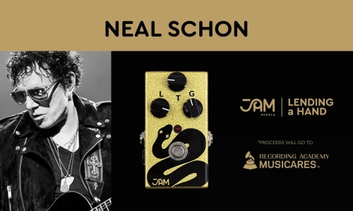 Welcome Neal Schon!