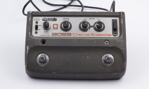 5 Classic Effects Pedals And Their Rise To Fame – penned by  Ellie Mckinsey.