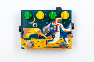 Jampedals.com Custom Pedal Paint 63