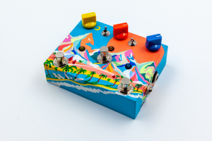 Jampedals.com Custom Pedal Paint 57