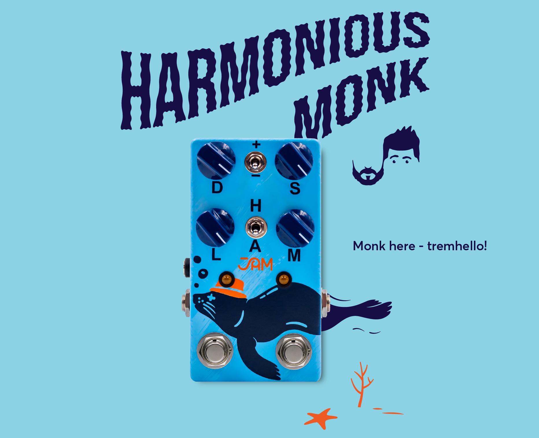 Harmonious Monk