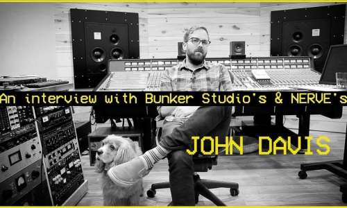 John Davis | We sit down with one of the most influential bass players around.