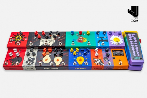 Custom Multi-Pedals